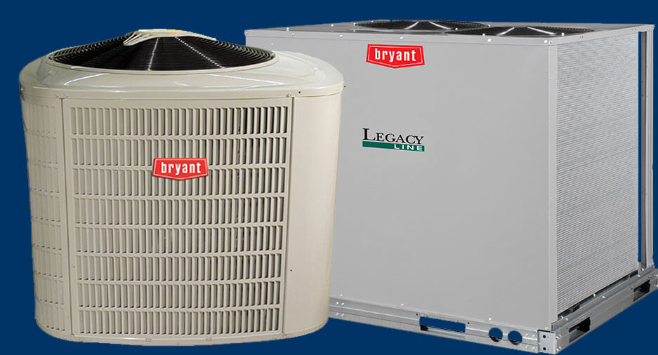 high-efficiency air conditioners